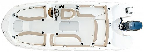 Stingray 182 SC - Deck boat 1
