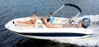 Stingray 182 SC - Deck boat