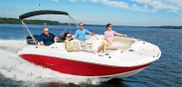 Stingray 192 SC - Deck boat