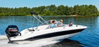 Stingray 191 DC - Deck boat