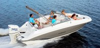 Stingray 201 DC - Deck boat