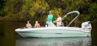 Stingray 206 CC-  Deck boat